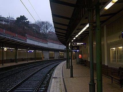 Das Unglück geschah in unmittelbarer Nähe der S-Bahn-Station Breitensee