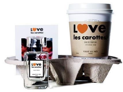 """Kein gewöhnlicher Duft: """"I love les Carottes"""" von Honoré des Prés"""