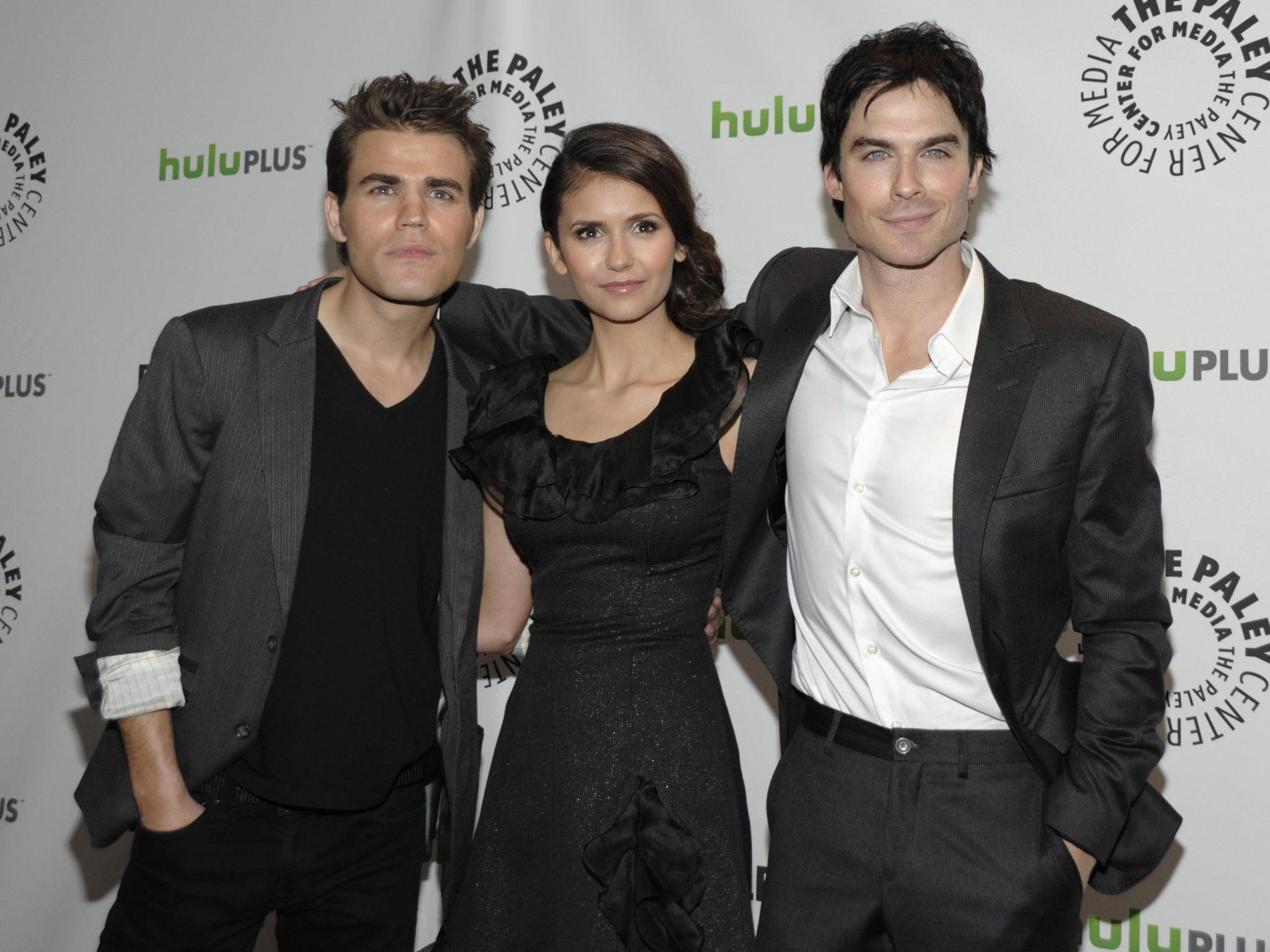 """Die Stars von """"Vampire Diaries"""" kommen im Juni zur Sky Crimson Convention nach Wien."""