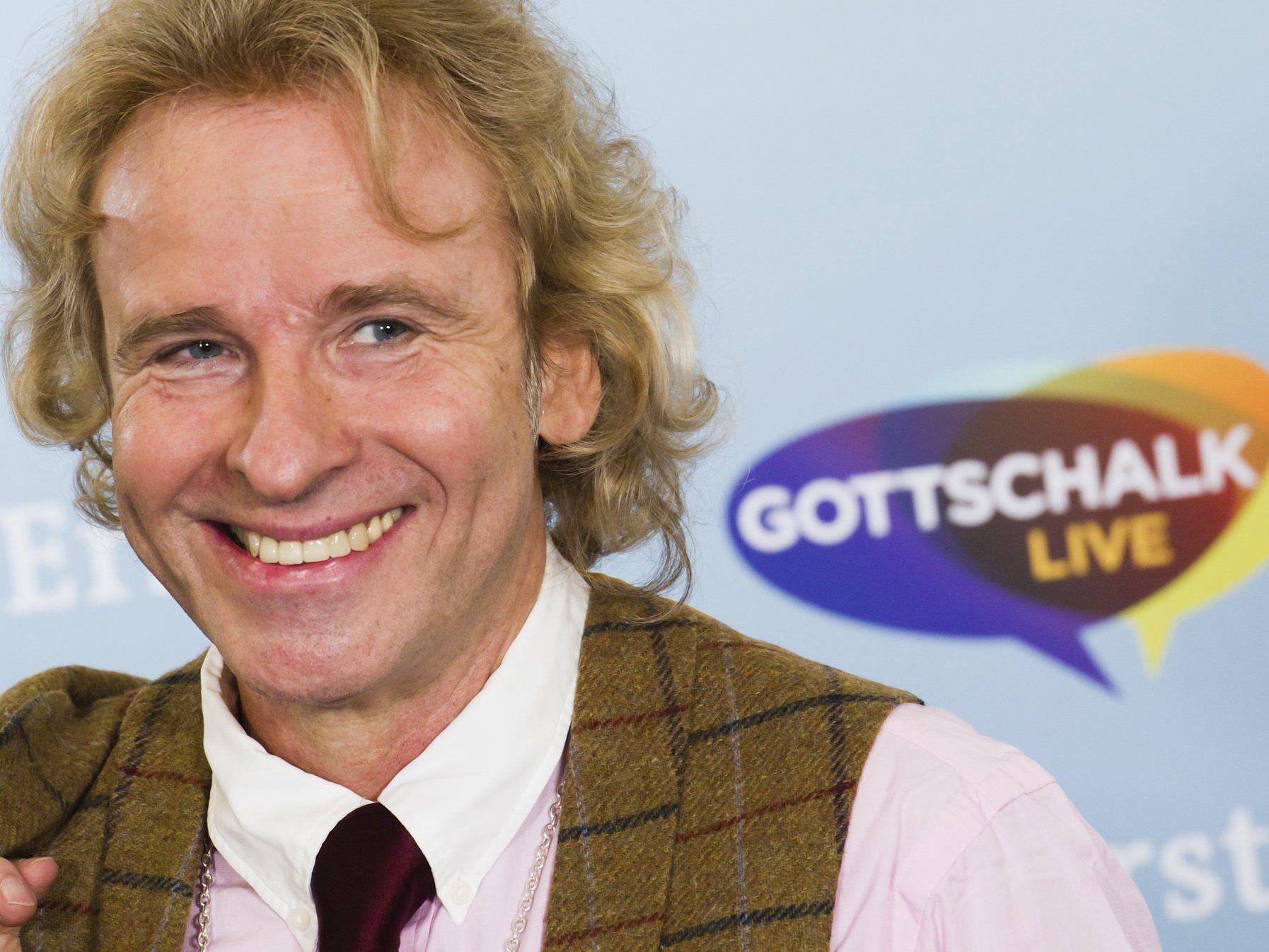 """""""Gottschalk Live"""" ist bei Zuschauern nicht erfolgreich."""