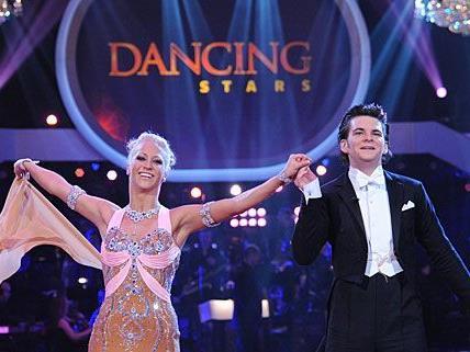 Ausgetanzt: David Heissig und sein Tanzcoach Kathrin Menzinger müssen Dancing Stars verlassen
