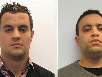 Diese zwei Männer stehen im Verdacht, mehrere Diebstähle begangen zu haben