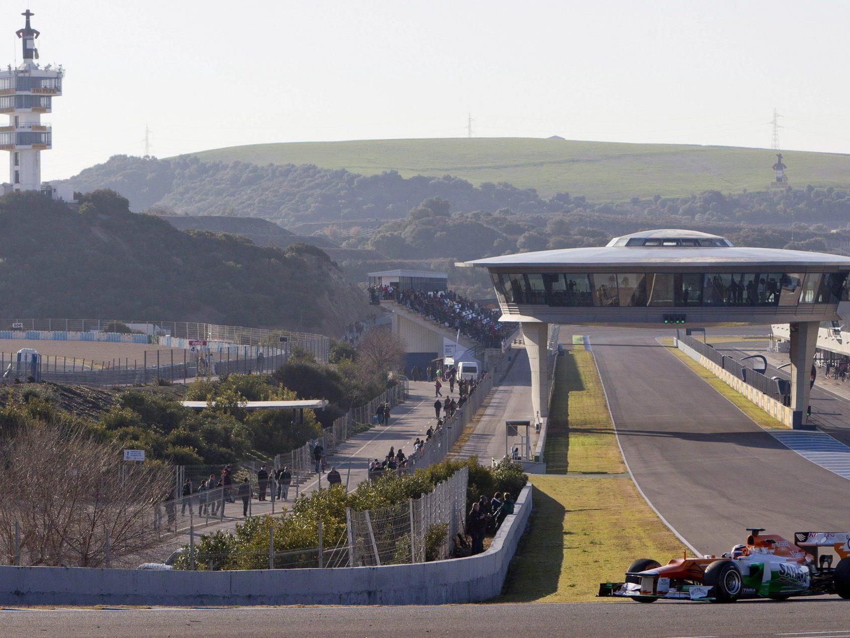 Der Rennkalender 2012 der Formel 1 umfasst erstmals 20 Rennen.