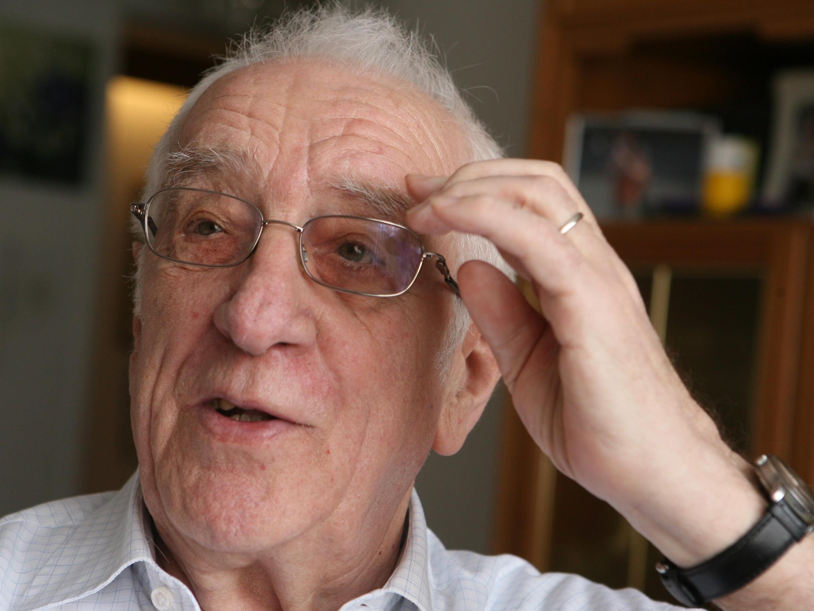Karl Falschlunger ist im 83. Lebensjahr gestorben.
