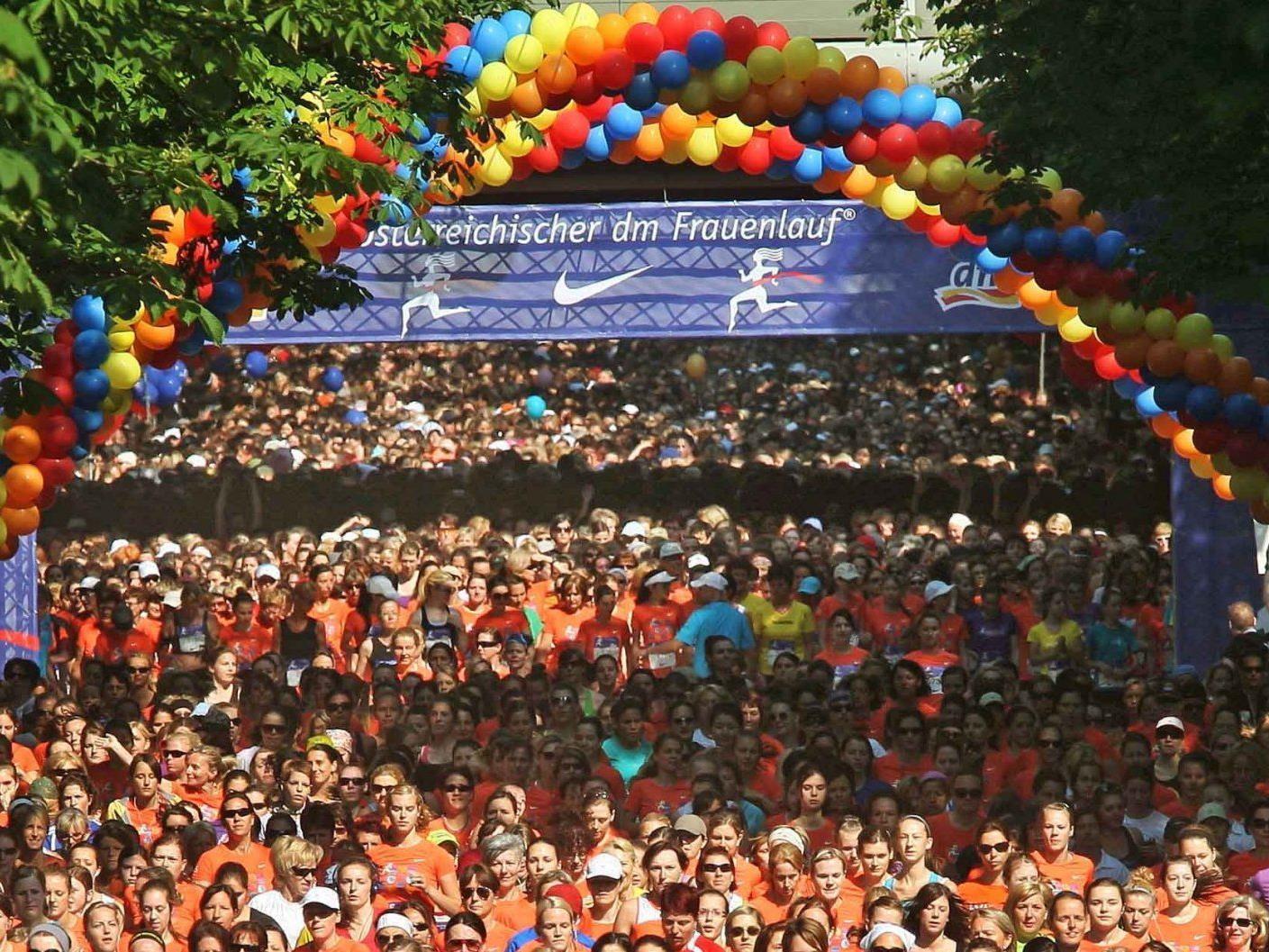Ab sofort ist die Anmeldung für den Österreichischen Frauenlauf 2012 möglich.