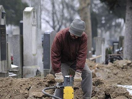 Die Exhumierung der beiden Männer ist zumindest vorläufig noch nicht geplant