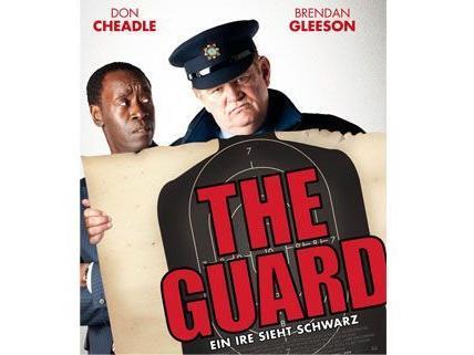 """Die bitterböse schwarze Komödie """"The Guard"""" sorgt für beste irische Unterhaltung"""