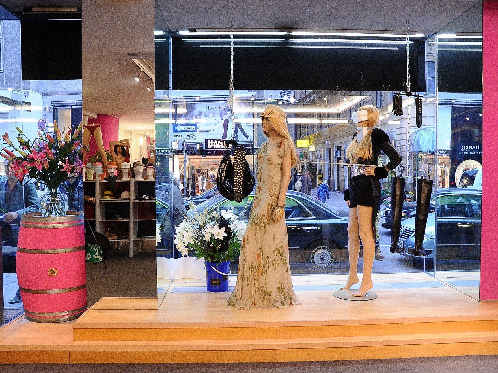 In der Wiener Innenstadt gibt es einen neuen Pop-up-Store: Happy Ending