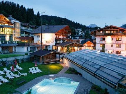 Gewinnen sie eine Übernachtung inklusive Frühstück im Hotel Elisabeth in Tirol