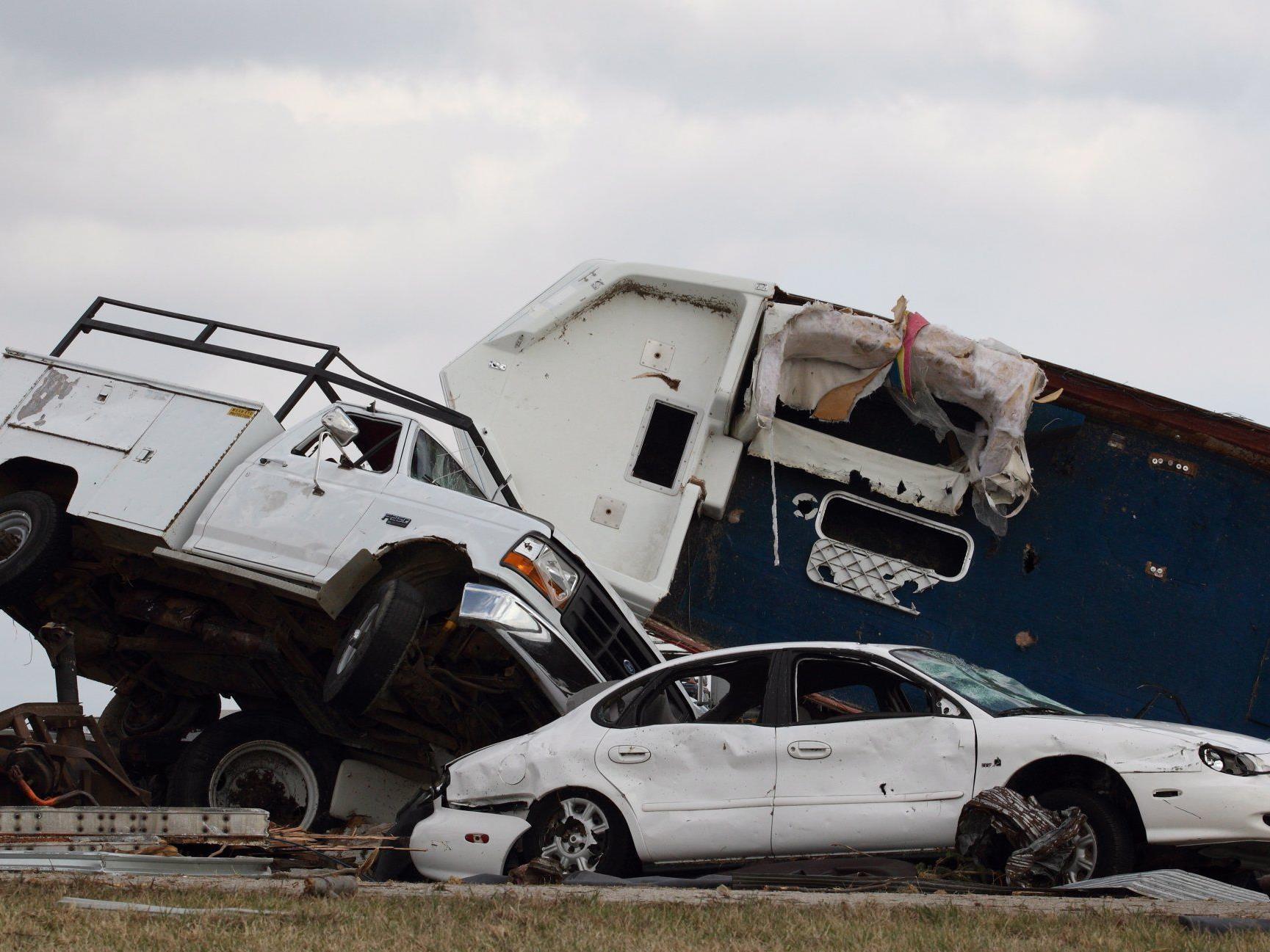 Mehr als 40 Menschen fielen der neuen Tornadoserie in den USA zum Opfer. Nun auch die kleine Angel.