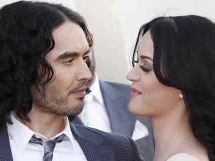 Sängerin Katy Perry ist enttäuscht von Ex Russell Brand