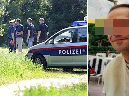 Die Leiche des 33-jährigen Roland A. war in einem Waldstück in Liesing gefunden worden