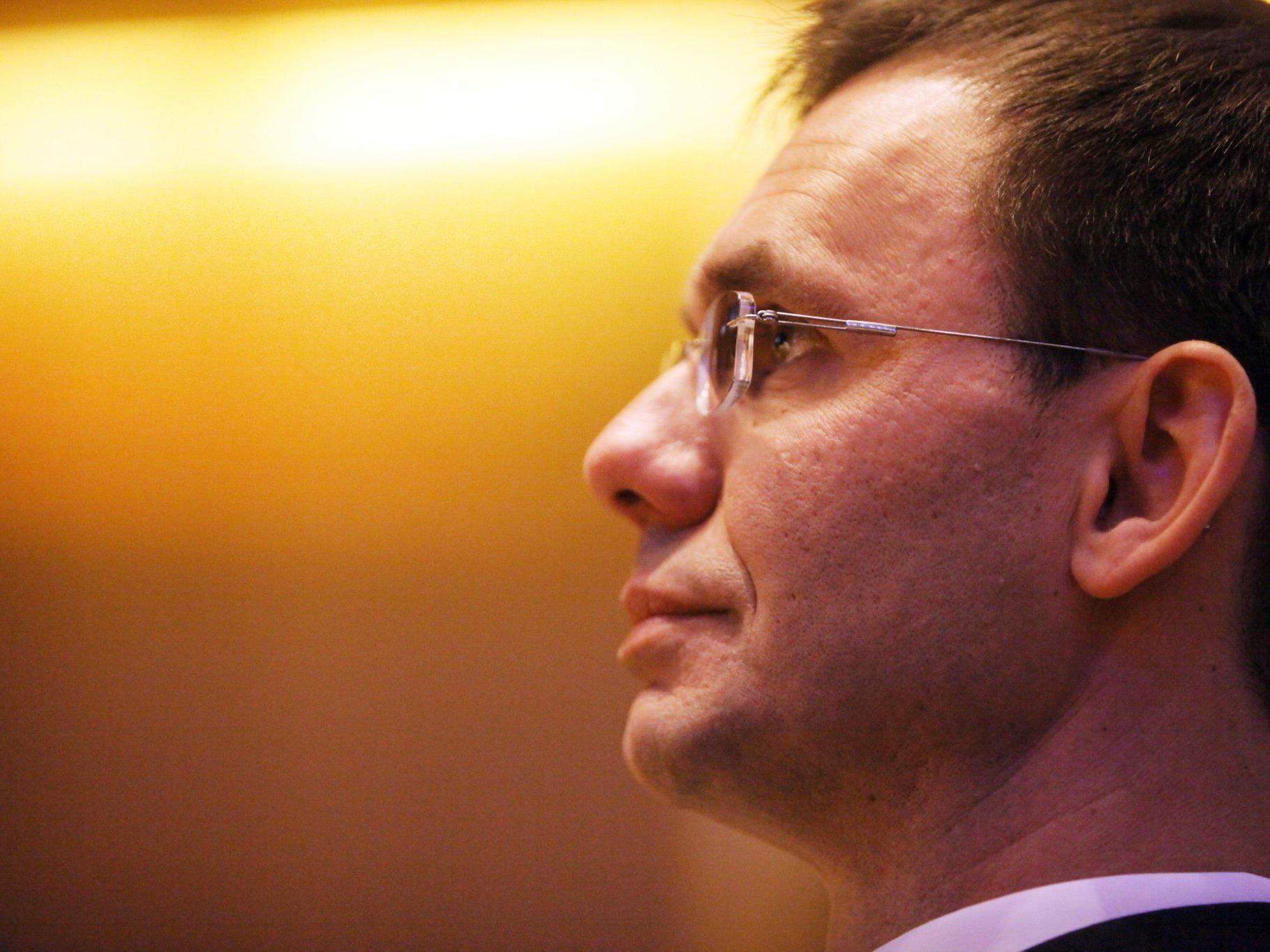 Landeshauptmann Markus Wallner mit Kritik am Bund.