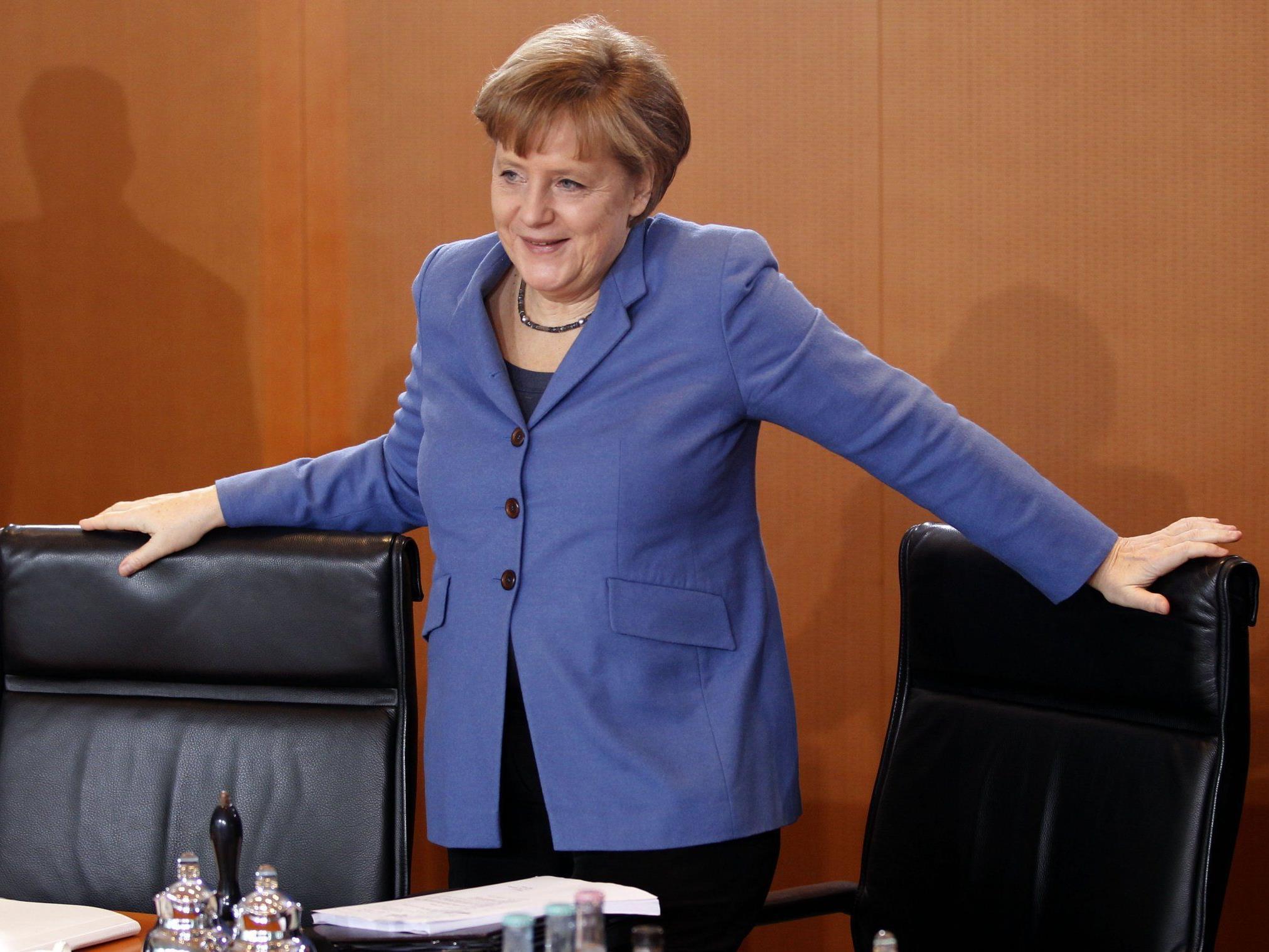 Wieder etwas Aufwind: Die CDU geht als Sieger aus den saarländischen Wahlen hervor.
