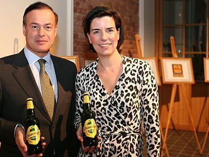 Die Bier-Innovationen werden in der Ottakringer Brauerei präsentiert