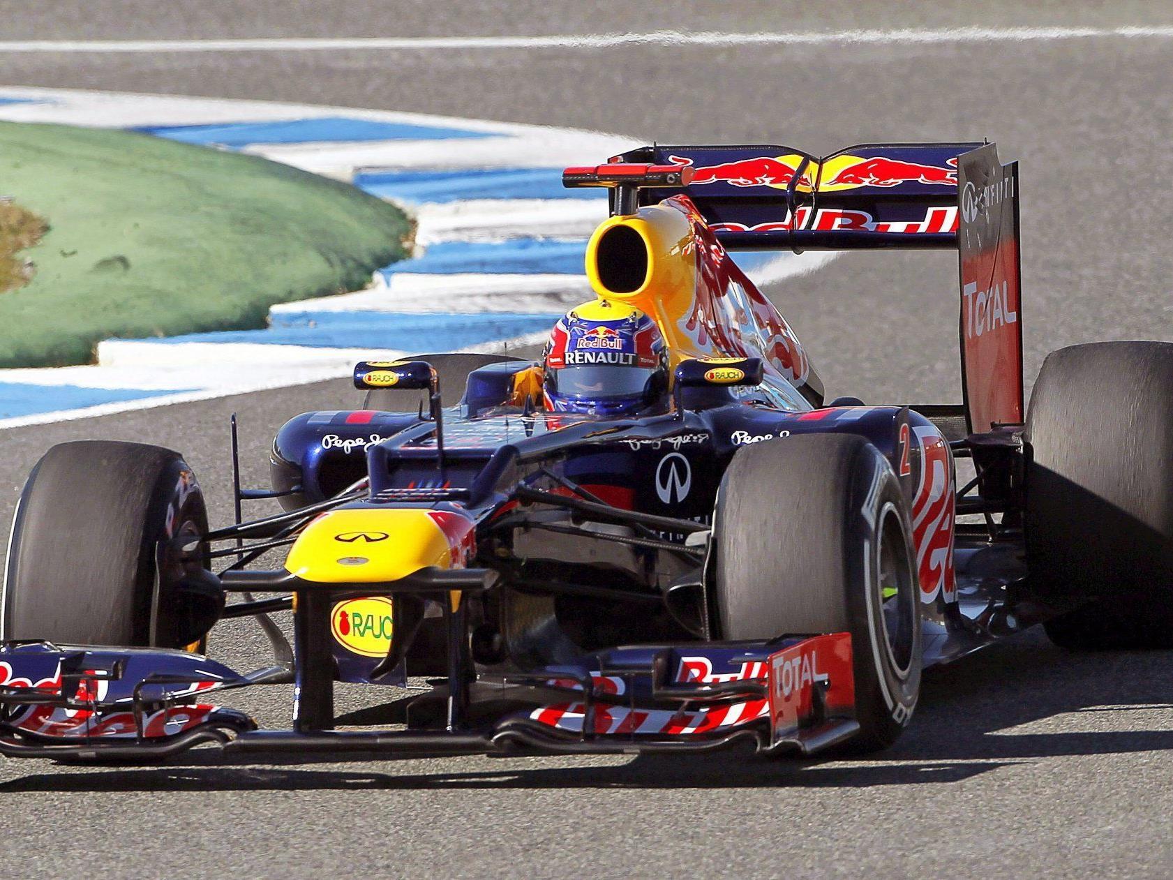 Red Bull ist auch 2012 wieder der große Favorit auf beide WM-Titel.