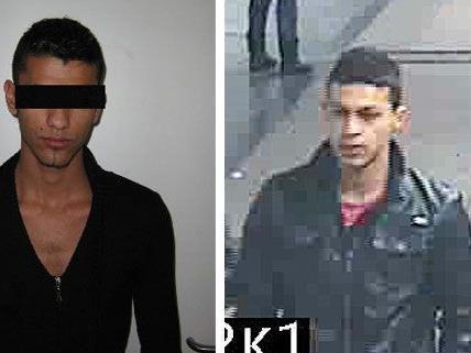 Diese beiden Männer übrfielen einen 25-Jährigen in Leopoldstadt