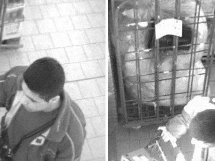 Diese beiden Männer versuchten, in Fischamend einen Einkaufswagen voll Schokolade zu stehlen