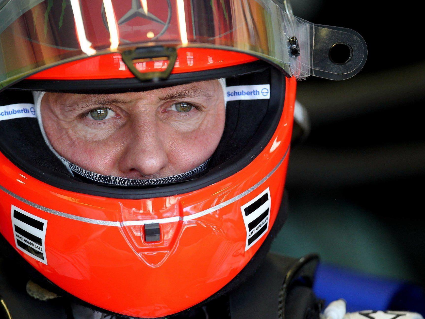 Der erfolgreichste Formel-1-Fahrer aller Zeiten mit sieben WM-Titeln: Michal Schumacher