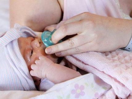 Laut einer Studie ist eine Schwangerschaft nach Brustkrebs gefahrlos möglich