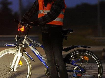 Nach dem Bankraub in Meidling flüchtete der Täter mit einem Fahrrad