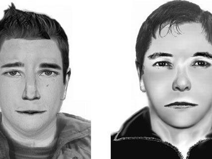 Diese beiden Männer und ein Komplize sollen den Brand im Dom in Wiener Neustadt gelegt haben