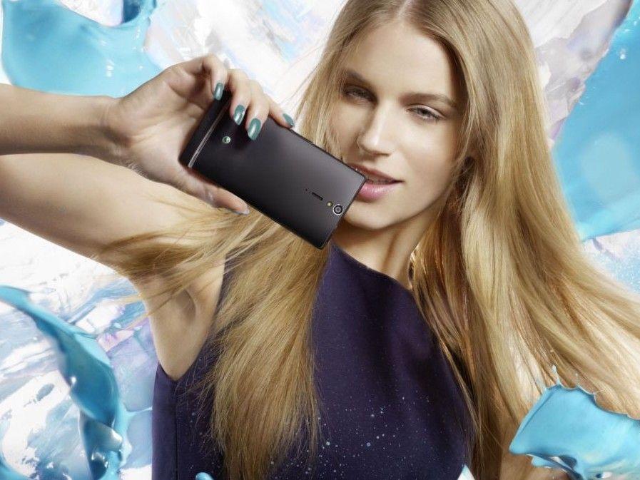 Das neue Sony Ericsson Xperia S bald im Handel