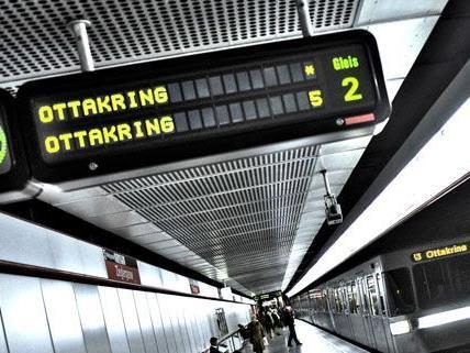 Wegen Rauchentwicklung kam es am Freitag zur Störung der U3, die Station Zieglergasse musste geräumt werden.
