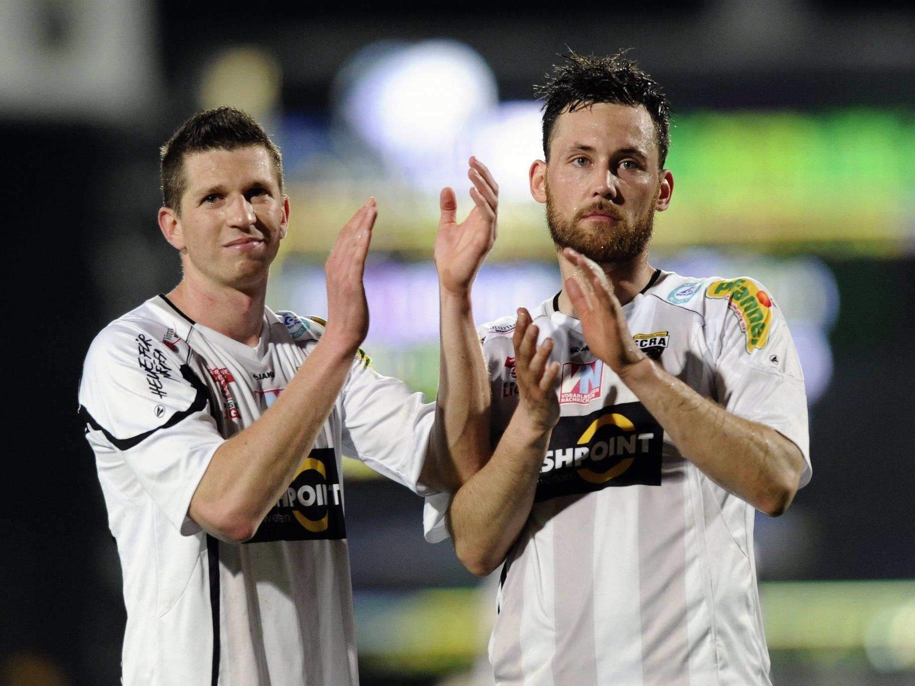 Altach übernahm nach 2:0 gegen Grödig Erste-Liga-Spitze.
