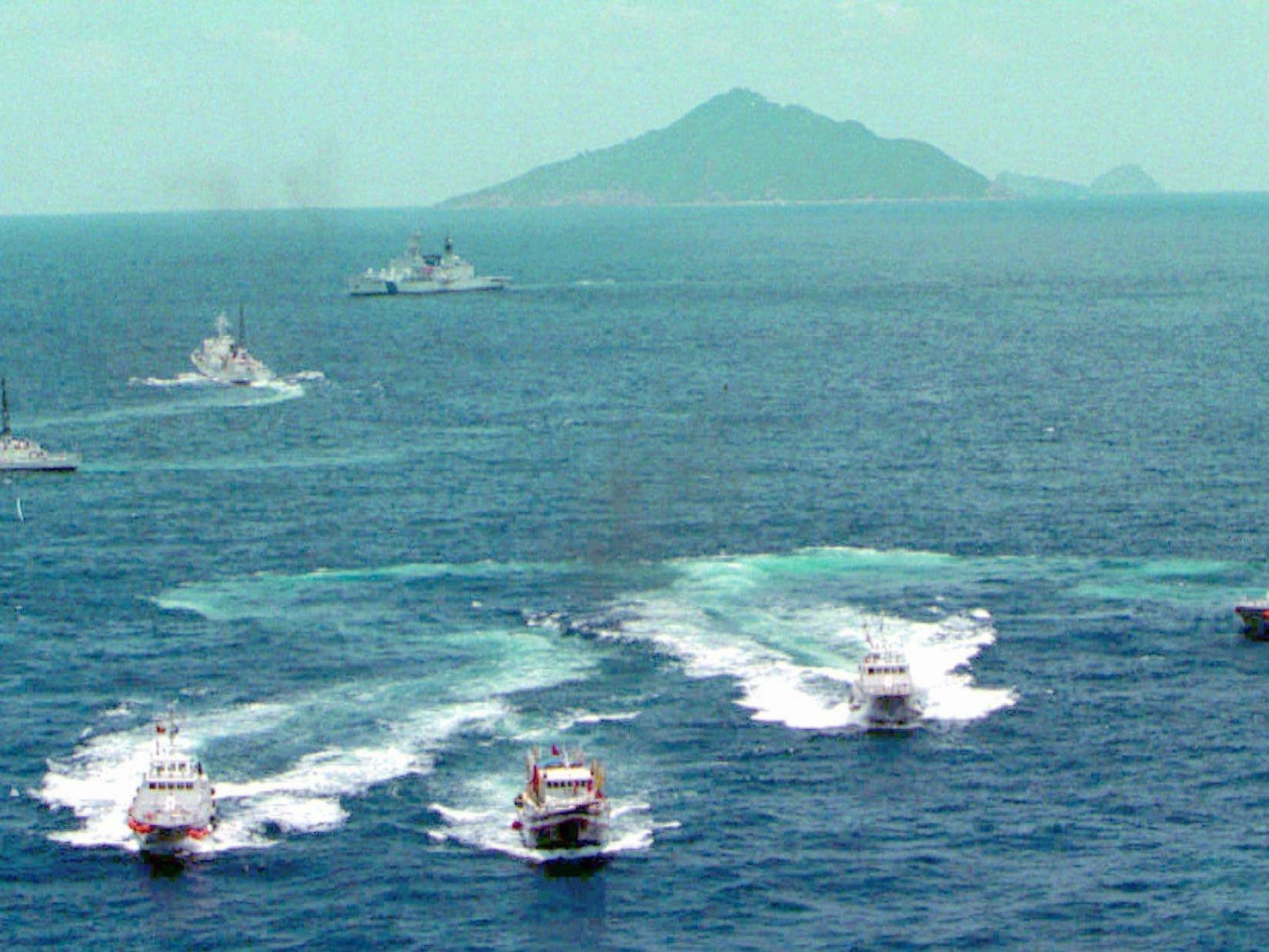 Zwei Personen werden nach dem Untergang eines Schiffes vor Taiwan vermisst.