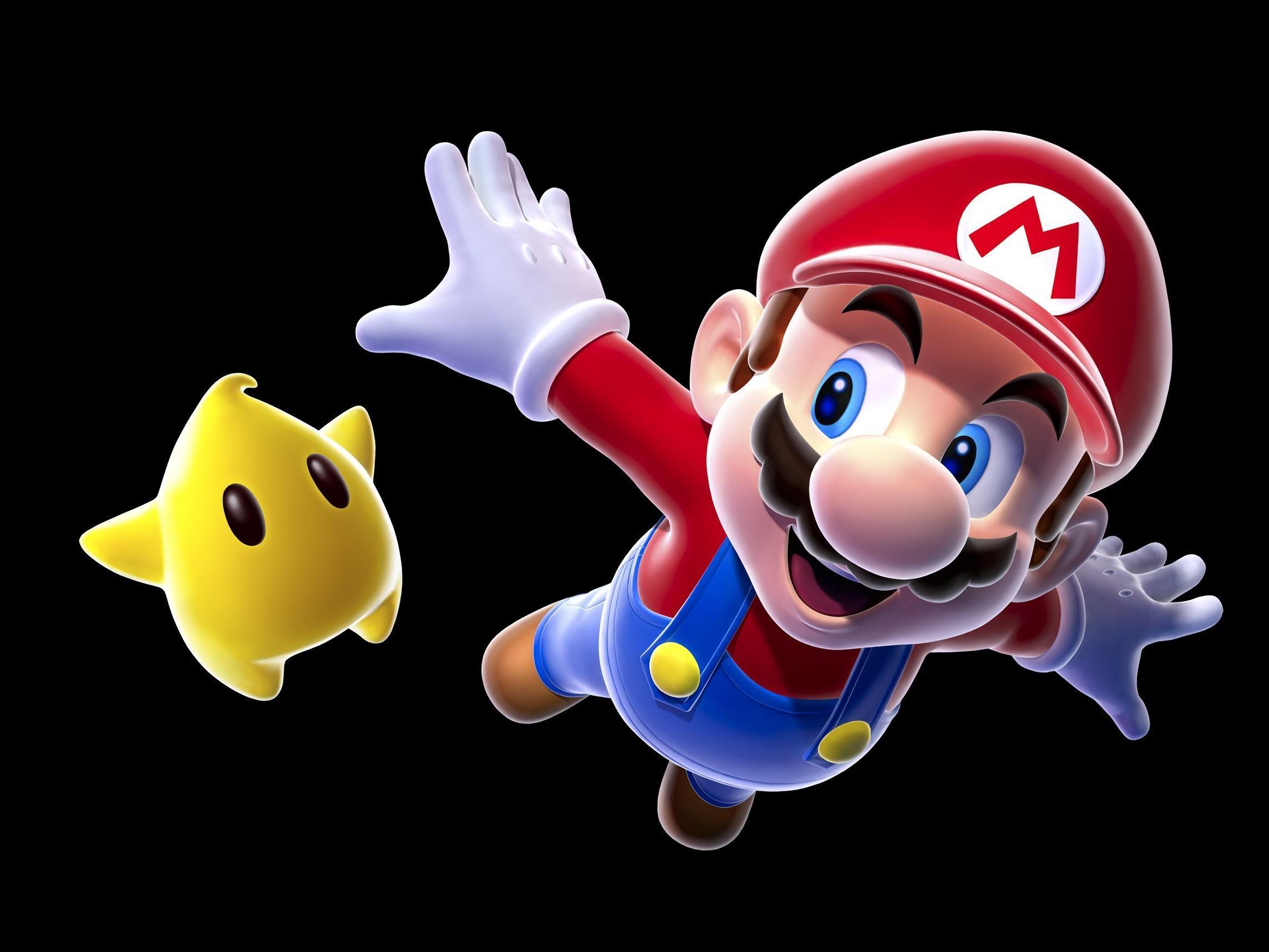 """Ein Klassiker: """"Mario"""" hat sich in den letzten drei Jahrzehnten kaum verändert."""