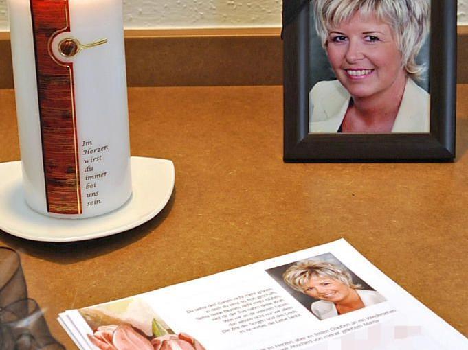 49-jährige Bankerin dürfte bei lebendigem Leib verbrannt worden sein.
