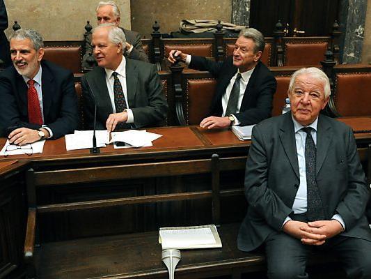 Acht Angeklagte wurden freigesprochen
