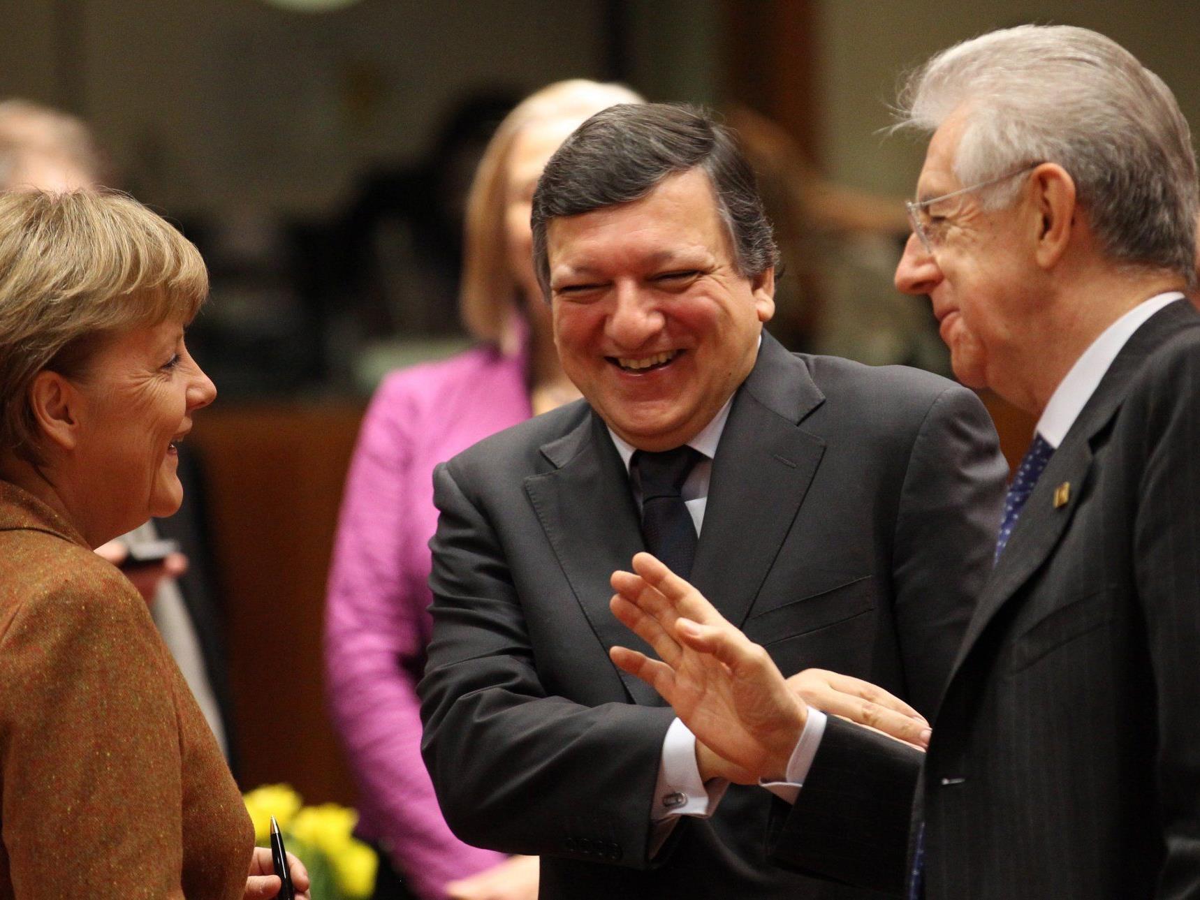 EU-Gipfel in Brüssel: 25 Staaten unterzeichneten Fiskalpakt.