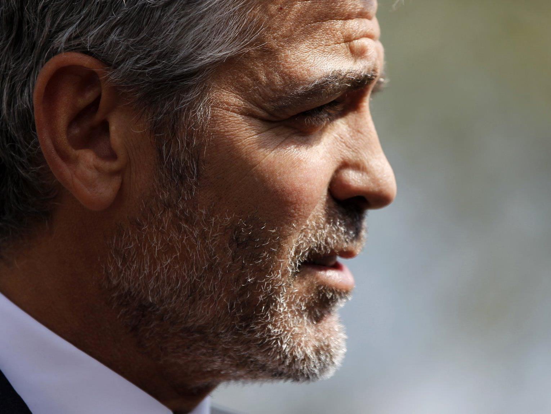 Schauspieler George Clooney kommt möglicherweise im Sommer nach Salzburg.