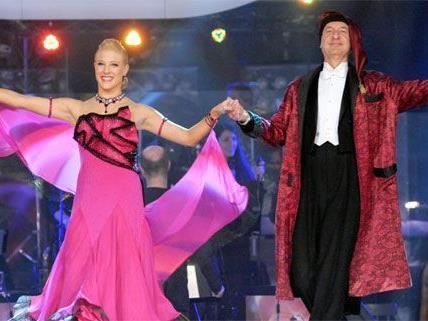 Michael Schönborn hat bei den Dancing Stars ausgetanzt.