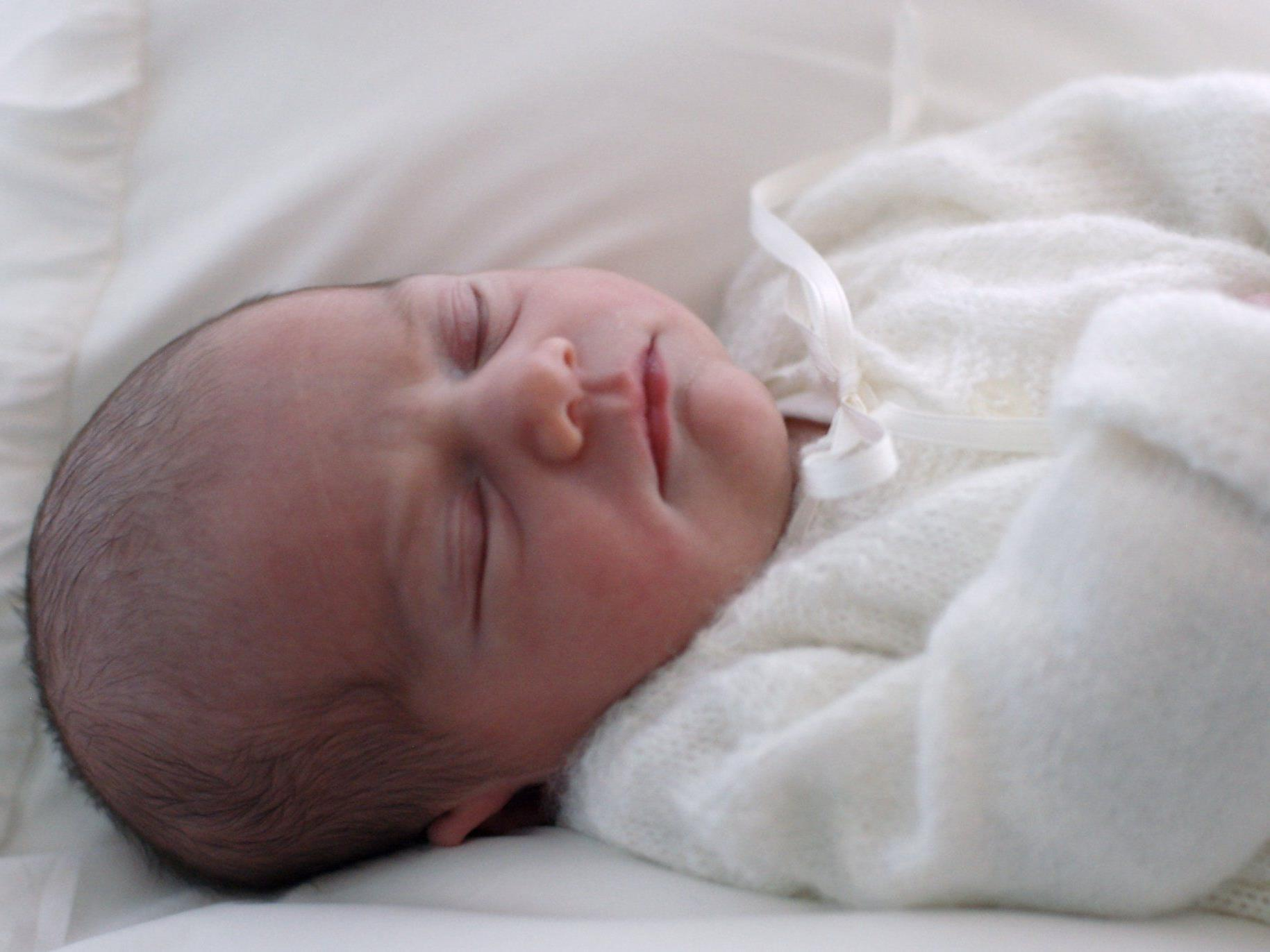 Prinzessin Estelle soll am 22. Mai in Stockholm getauft werden.