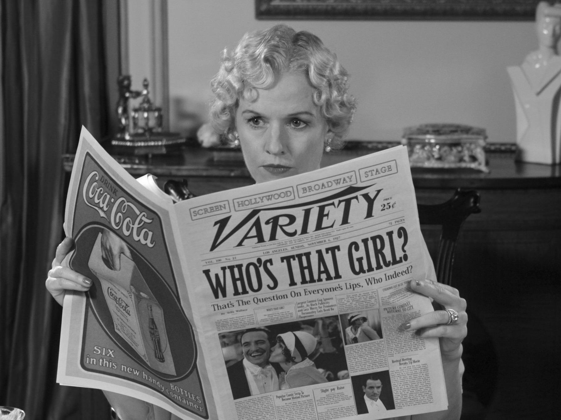 """Penelope Ann Miller spielte zuletzt als Nebendarstellerin in dem Oscar-Abräumer """"The Artist"""" mit."""
