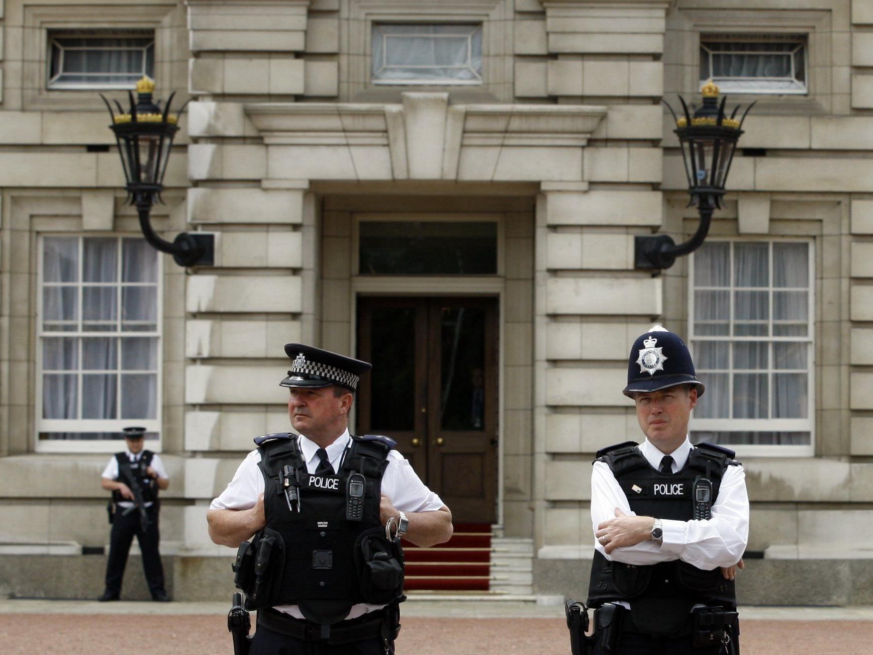 Laut Studie ist die Hälfte der Londoner Beamten übergewichtig.