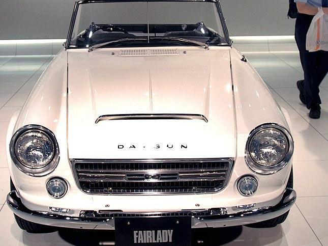 Datsun Fairlady – der Wegbereiter vom Nissan 370Z