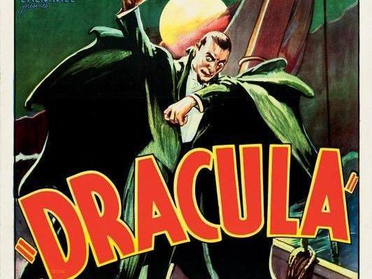 """Höchster Preis für """"Dracula""""-Plakat von 1931"""