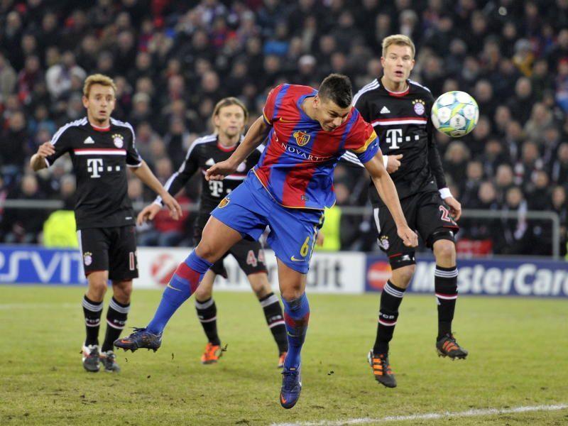 """Dragovic gehört zur """"unbekümmerten Generation"""" aus Basel."""