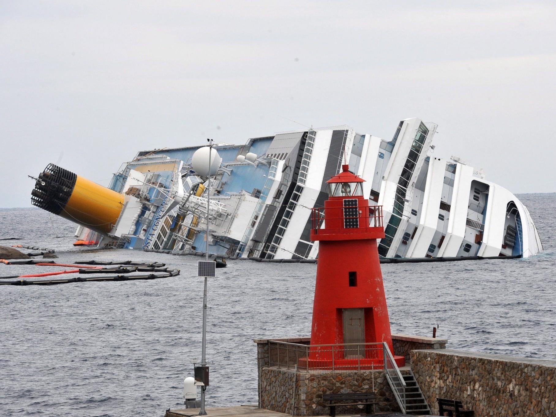 Bei der Havarie der Costa Concordia am 13. Jänner kamen vermutlich 32 Menschen ums Leben.