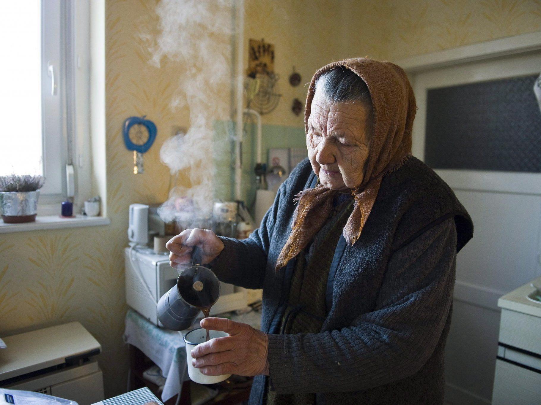 Als Folge der zunehmenden Verarmung, haben viele Menschen in Ungarn nicht genügend Geld für Lebensmittel und Heizmaterial.