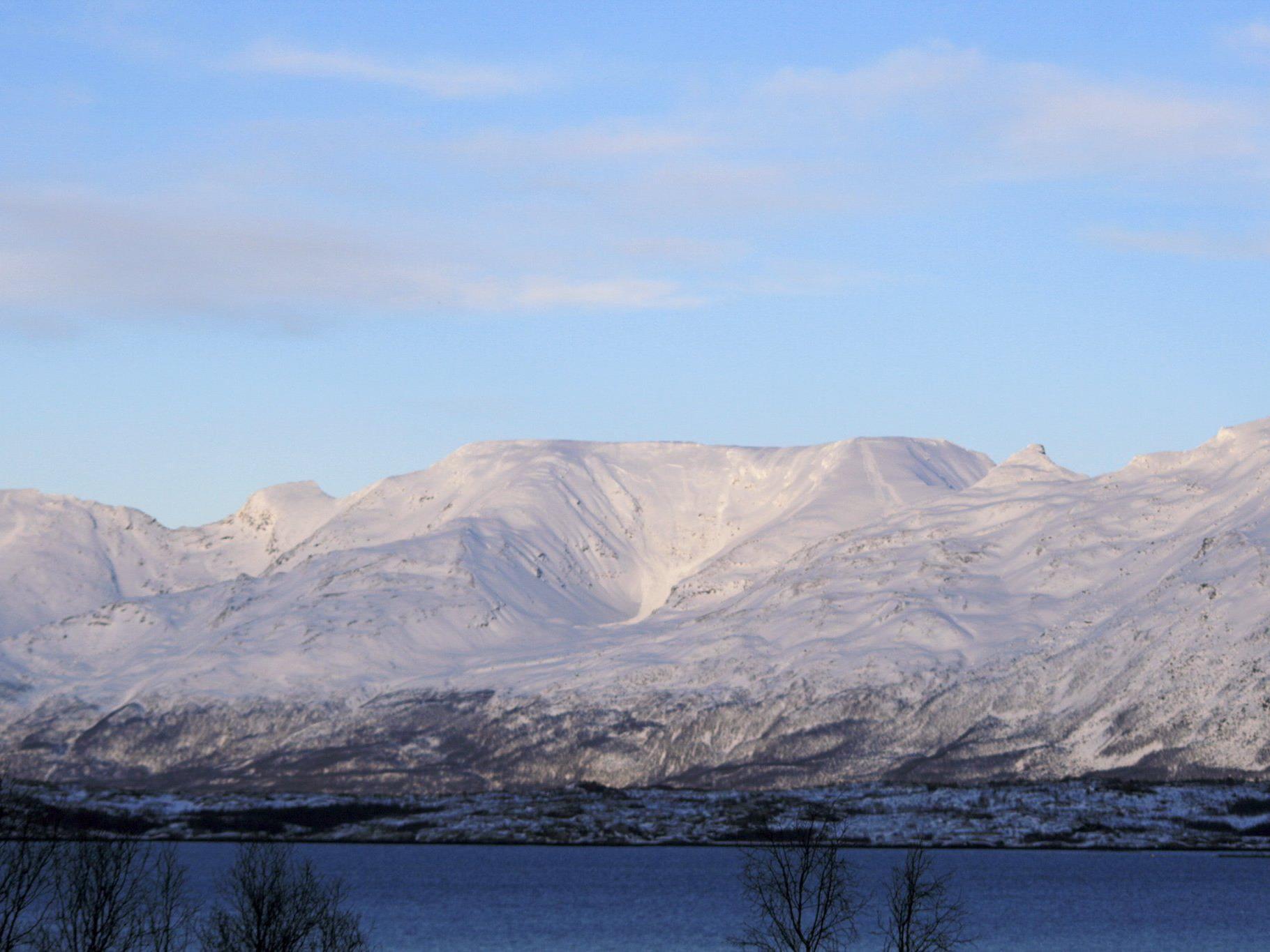 """Der Name """"Sorbmegaisa"""" bedeutet in der Sprache Lapplands """"sehr gefährlicher Berg""""."""