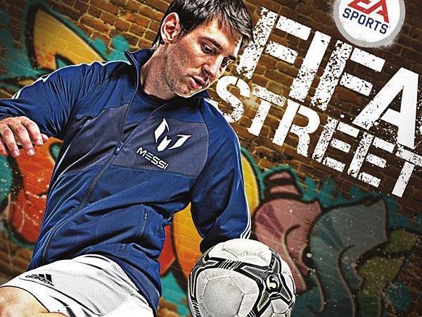Gewinne ein Fifa Street Spiel
