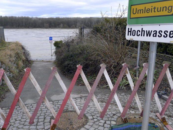 Hochwasser wie etwa hier 2010 bei Korneuburg könnten laut WWF noch häufiger werden