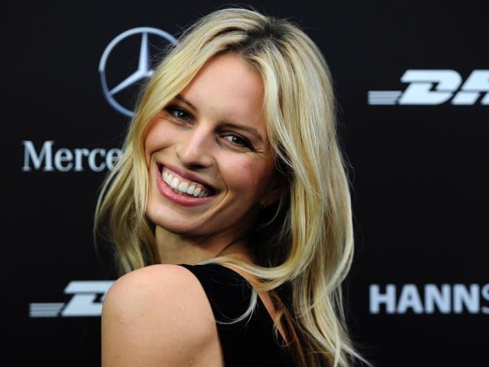 Dieses Lächeln von Victoria's Secret Moden Karolina Kurkova wird auch das MQ zum Strahlen bringen.