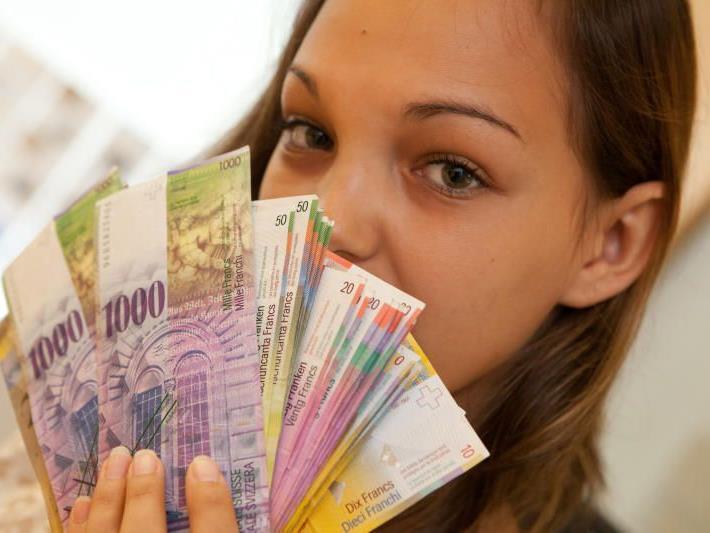"""Seit Mitte Jänner scheint der Wechselkurs fast an der Untergrenze """"festzukleben""""."""