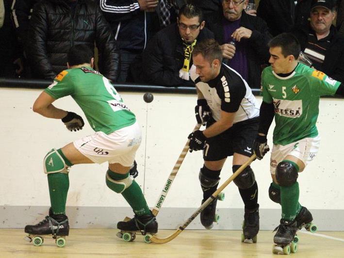 RHC Dornbirn feierte einen 8:0-Kantersieg gegen Uttigen.